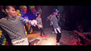 getlinkyoutube.com-La Pandilla - Ella es mi fan (Live) #ShowAniversario