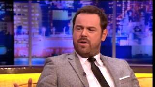 """""""Danny Dyer"""" On The Jonathan Ross Show Series 6 Ep 5.1 February 2014 Part 1/5"""