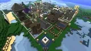 getlinkyoutube.com-Minecraft - Como fazer Cidade em 8 min.