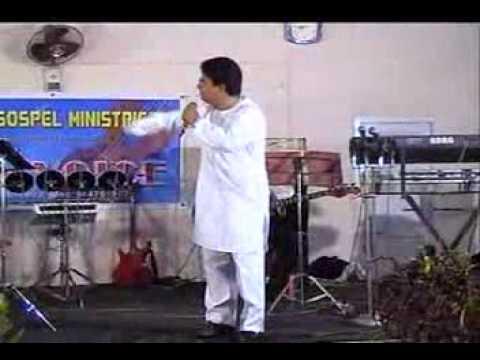 Watch it awesome....mallu guy preaching.avi