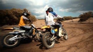 getlinkyoutube.com-Two-Wheeled Time Machines: Racing Vintage Motocross -- /RideApart