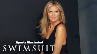 getlinkyoutube.com-Heidi Klum Remembers Her 1997 Cover Shoot | Legends | Sports Illustrated Swimsuit