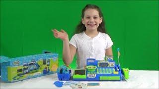 Deluxe Cash Register Toy