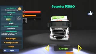 getlinkyoutube.com-Como baixar grand truck simulator com mod de dinheiro infinito
