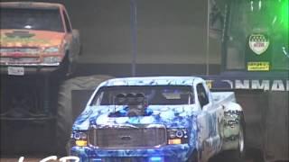 getlinkyoutube.com-Super Modified Two Wheel Drive Trucks at Lexington, KY (1/4/14)