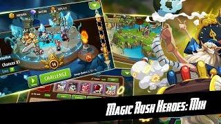 getlinkyoutube.com-Magic Rush Heroes: New War Guardian Walkthrough