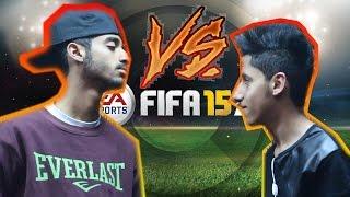 getlinkyoutube.com-#2سلسلة تحديات |FIFA 15 Challenge:OZX vs Franco!! | أوزيكس