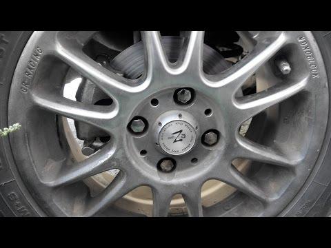 Ланос, сенс задние дисковые тормоза ч.3 Финал