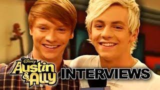 "getlinkyoutube.com-""Austin & Ally"" Cast Talk Kiss, Austin's Letter & New Season 3 Love Interests"