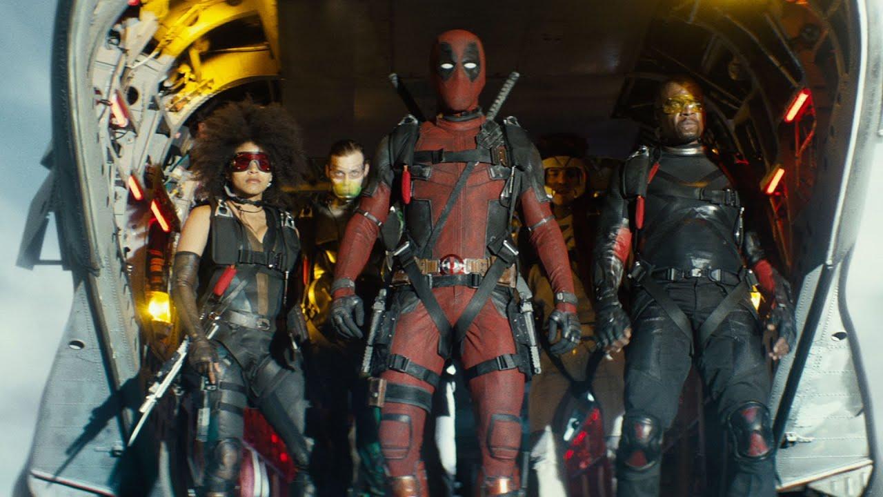 Deadpool 2 – Tráiler Oficial