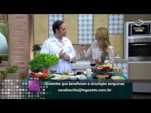 Você Bonita - Aposte nos alimentos que beneficiam a circulação sanguínea (03/06/13)