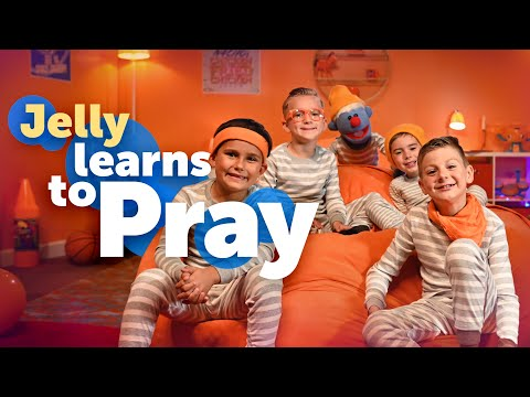 UCG Short Films: Jelly Learns to Pray ©