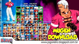 The King of Fighters: Wings of Justice MUGEN 2015