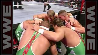getlinkyoutube.com-FULL LENGTH MATCH Saturday Night's Main Event 2006 DX vs The Spirit Squad Handicap Match