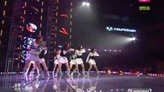[HD] - SNSD - Into the new world (remix) (27 Sept, 2007)