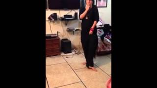 getlinkyoutube.com-Chittiyan Kalaiyan Pakistani Girl Best Dance Ever