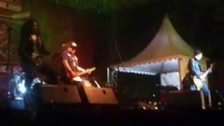 PLESTER-X - Pantang Menyerah ( Live Suryanation Motorland )