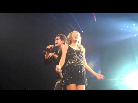 Andy/Taylor Swift Duet - Keep Your Head Up