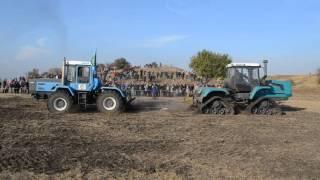 Битва тракторов ХТЗ (ХТЗ-280Т против ХТЗ-24021)