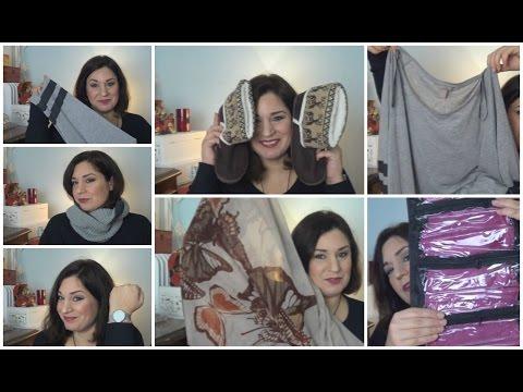 Collective haul ρούχα & αξεσουάρ Trendsgal, Newdress, Dresslink, H&M κα