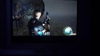 getlinkyoutube.com-Resident Evil 4 (Escopeta Secreta) 2