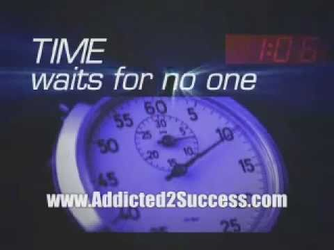 (Video) Time Is Money - (WARNING, This Is A Reality Check)