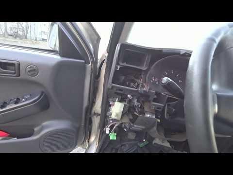 Opel Frontera B x22dth как снять ЭБУ (мозги)