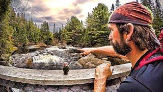 getlinkyoutube.com-Backpacking Algonquin's Highland Trail.
