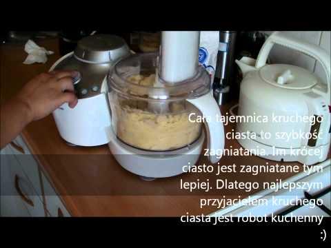 Jak zrobić kruche ciasto? - przepis podstawowy