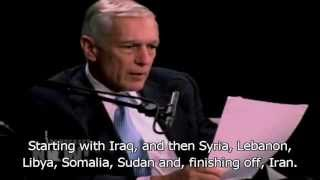 Plans for Middle East - U.S. Army Gen. Wesley Clark | HD 1080p