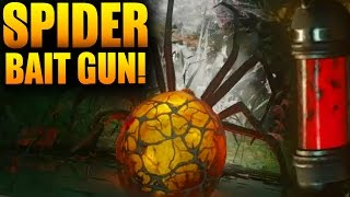 "getlinkyoutube.com-ZETSUBOU NO SHIMA ""SPIDER BAIT"" WEAPON EASTER EGG TUTORIAL (Black Ops 3 Zombies)"
