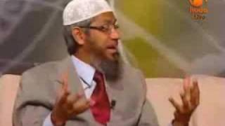 getlinkyoutube.com-Muslim Women need not to Cover Face in Hijab- Dr.Zakir Naik proves from Quran & Hadith