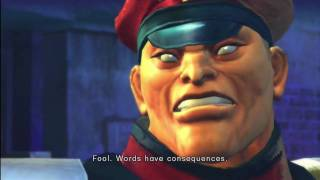 Super Street Fighter 4 - All New Rival Cutscenes HD