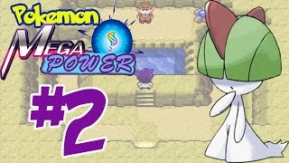 Pokemon Mega Power - EP 2 เดินทางสู่เมืองใหม่ !!