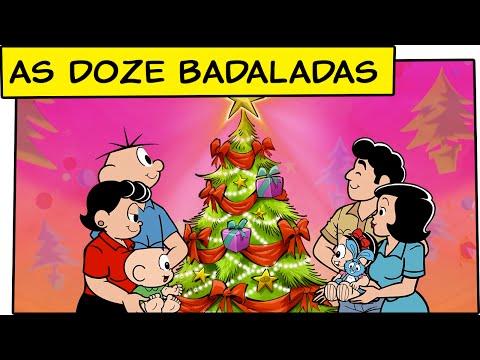 Turma da Mônica - As Doze Badaladas dos Sinos de Natal (Especial de Natal 2011)