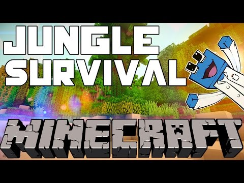 Minecraft: Jungle Survival Co Op: Ep3