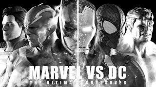 getlinkyoutube.com-Marvel vs. DC - The Ultimate Crossover (Part I) | Animation Film