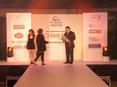 WLCI Chimera Fashion Show Mumbai