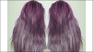 getlinkyoutube.com-HOW TO: DYE YOUR HAIR LAVENDER / PURPLE