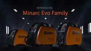 Kemppi Minarc Evo product family - Wherever work takes you