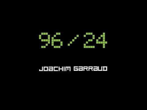 Voir la vidéo : Joachim Garraud - New Album 96/24