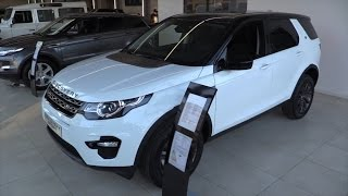 getlinkyoutube.com-Land Rover Discovery Sport 2016 In Depth Review Interior Exterior