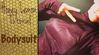 getlinkyoutube.com-Honey Lemon Cosplay Tutorial - Bodysuit
