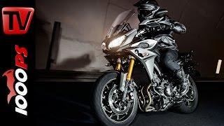 getlinkyoutube.com-Yamaha MT-09 Tracer Test 2015 | Action, Sound, Fazit