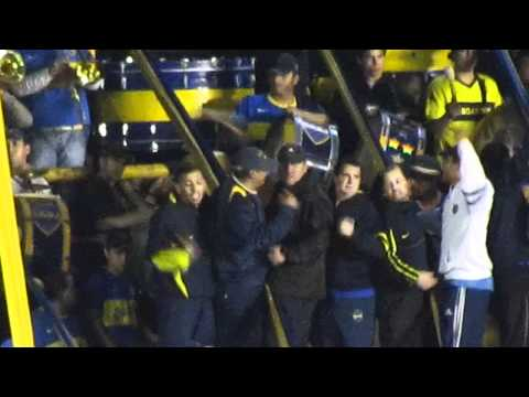 [HD] Boca Juniors 1 - Banfield 1 / Bostero soy + Gol anulado Banfield