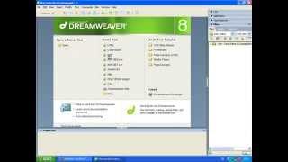 getlinkyoutube.com-Dreamweaver 8 - PHP dan Database MySQL