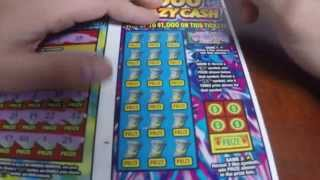 getlinkyoutube.com-Finally a BIG WINNER Hoosier Lottery Scratch Off Ticket 20$ Cash Frenzy Recorded with GoPro  LIVE