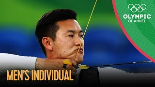 getlinkyoutube.com-Rio Replay: Men's Archery Individual Gold Medal Match