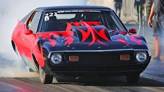 REPLAY: Day 1 from Hebron, OH - HOT ROD Drag Week 2016