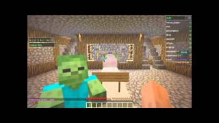 Leopold gra w Minecraft z nodusem #5 Ten Notch ...